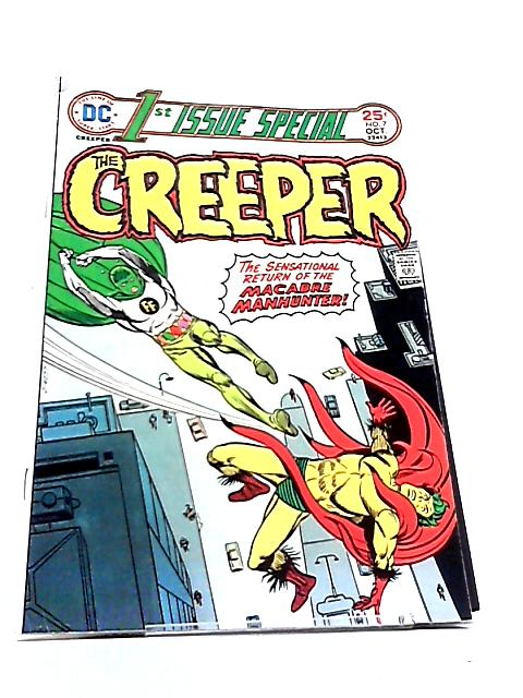 The Creeper Vol. 1 No. 7 by Michael Fleisher