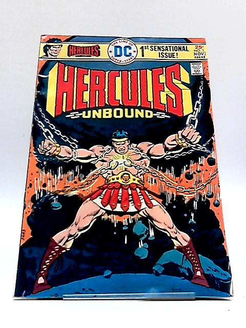 Hercules Unbound Vol. 1 No. 1 by Gerry Conway