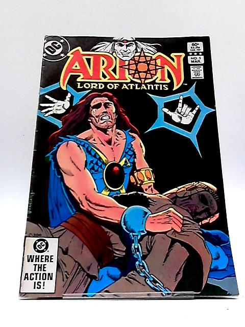Arion lord of atlantis no 5 mar 1983 by Doug Moench