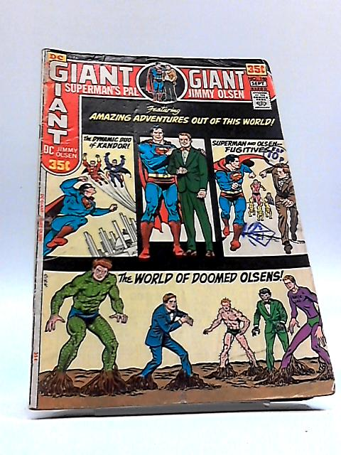Giant Jimmy Olsen # 140 by DC Comics