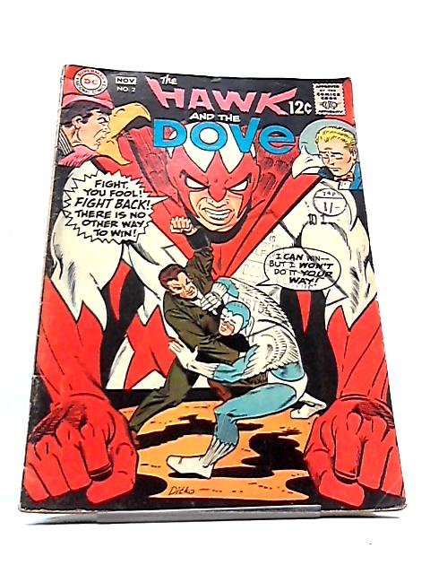 The Hawk and the Dove no. 2 by DC Comics