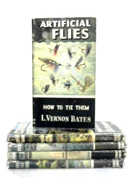 Set of 5 Fishing Manual Books by Various