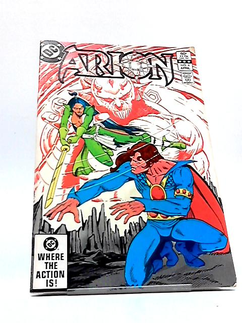 Arion Lord of Atlantis Vol. 2 No. 6 by Ernie Colon