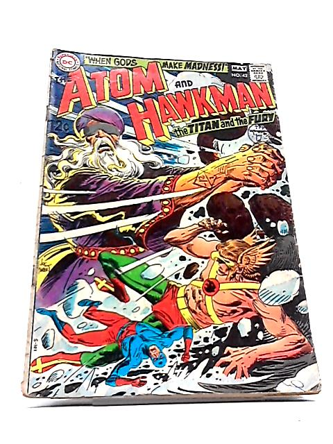 Atom & Hawkman #42 (May 1969) by DC