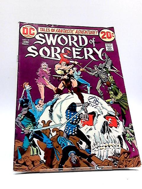 Sword of Sorcery Vol. 1 No. 2 by Denny O'Neil