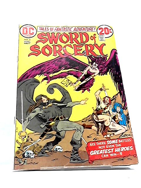Sword of Sorcery Vol. 1 No. 3 by Denny O'Neil