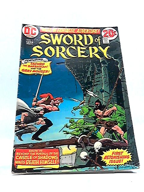 Sword of Sorcery Vol. 1 No. 1 by Denny O'Neil