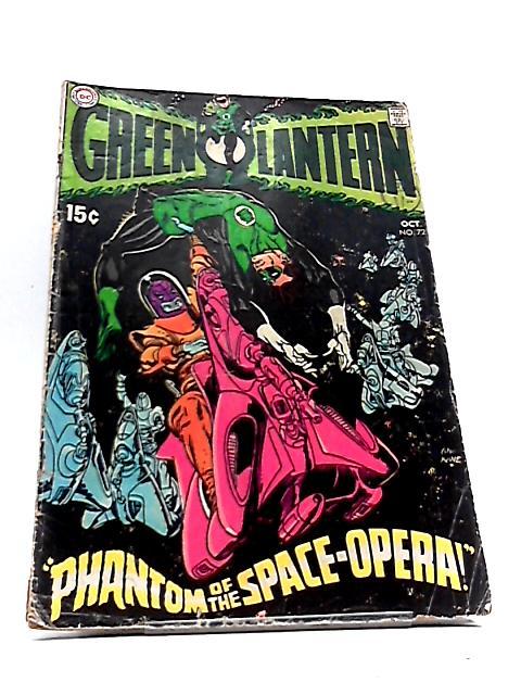Green Lantern # 72 by DC Comics
