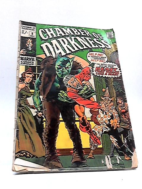 Chamber of Darkness Vol. 1 No. 8 by Marvel