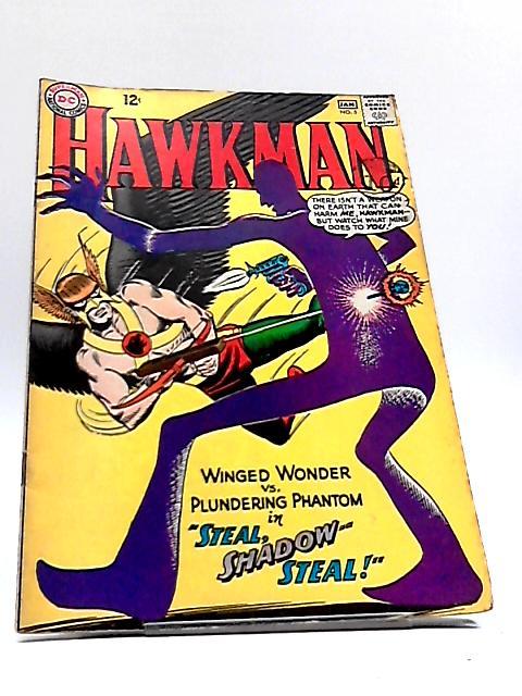 Hawkman # 5 by Gardner Fox