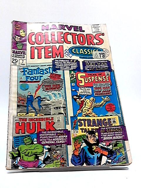 Marvel's Collectors' Item Classic Vol. 1 No.7 by Marvel