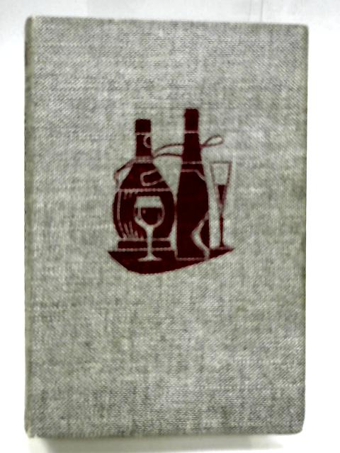 Wine and Other Drinks. With maps (Collins Nutshell Books. no. 6.) by Rupert Croft Cooke