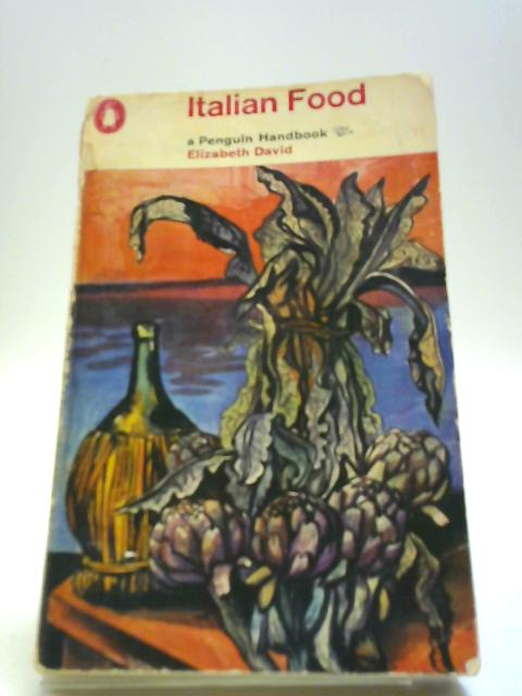 Italian Food by David, Elizabeth