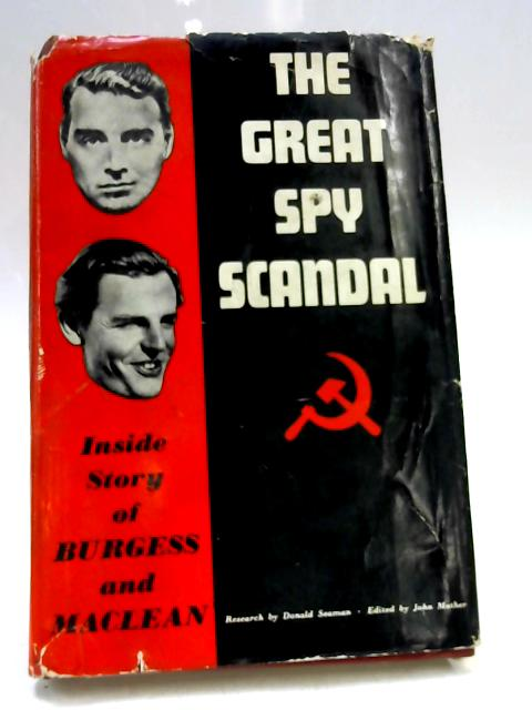 The Great Spy Scandal by Anon