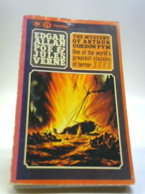 The Mystery of Arthur Gordon Pym by Edgar Allan Poe & Jules Verne