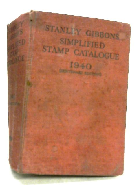 Stanley Gibbons Simplified Stamp Catalogue 1940 by Stanley Gibbons