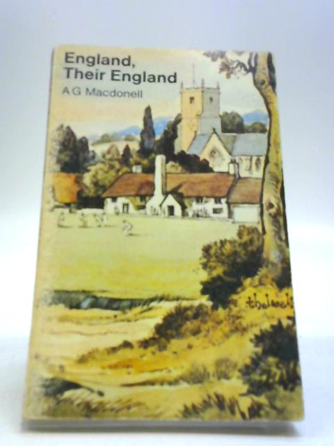 England, Their England (Papermacs) by Macdonell, A.G.