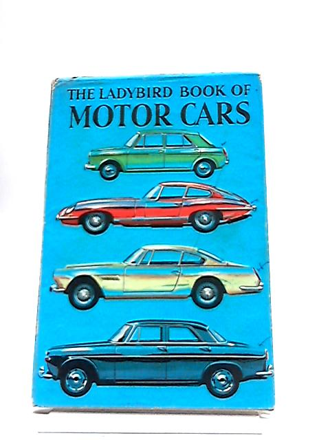 The Ladybird book of Motor Cars by Carey, David