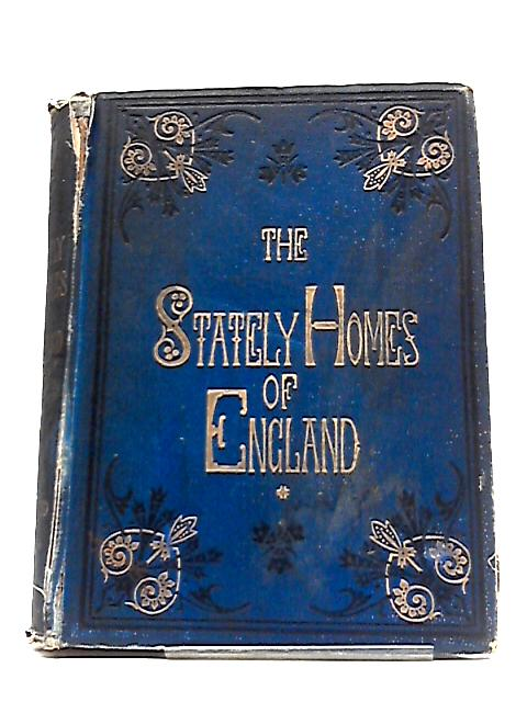 Stately Homes of England by Jewitt & Hall