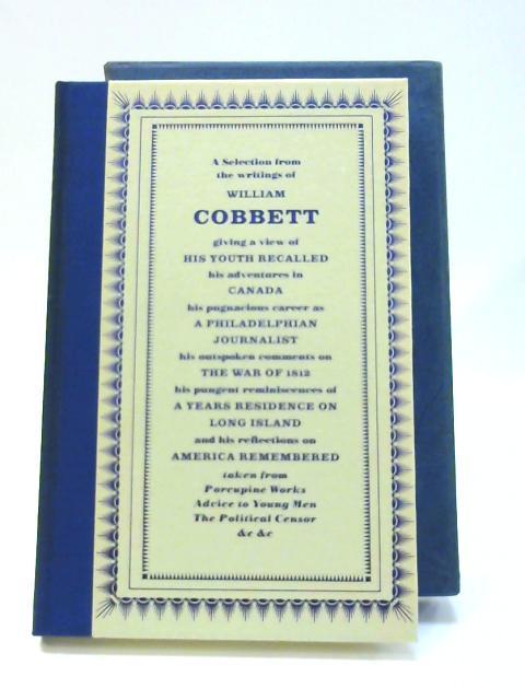Cobbett's America by William Cobbett