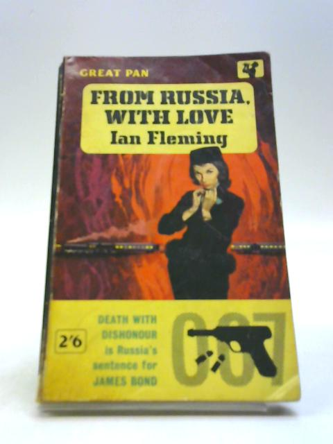 From Russia with Love by Fleming, Ian