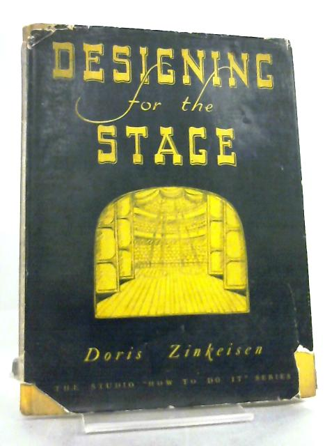 Designing for The Stage by Doris Zinkeisen