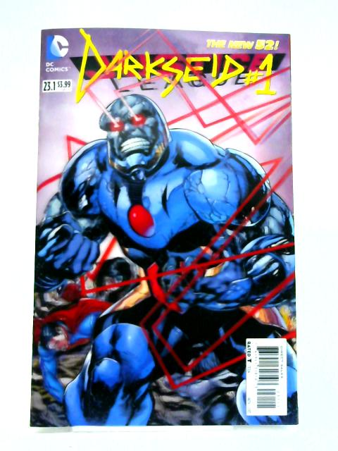 The New 52: Darkseid #1 by Anon