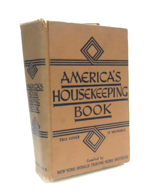 America's Housekeeping Book by Anon