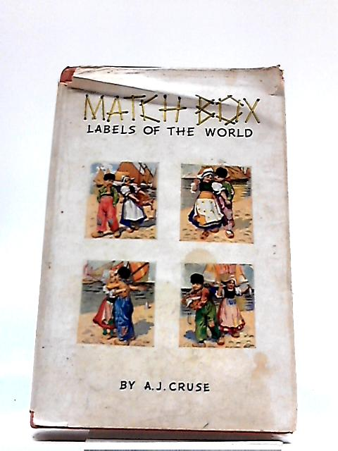 Match-box Labels of The World by A.J Cruse