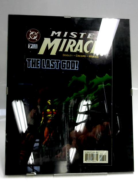 Framed Mister Miracle Comic by Anon