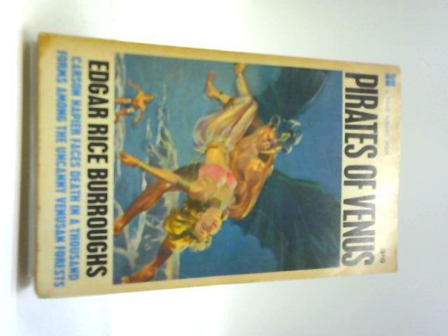 Pirates of Venus by Burroughs, Edgar Rice