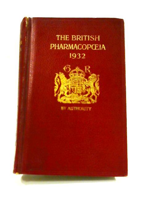 British Pharmacopaeia 1932 by Anon