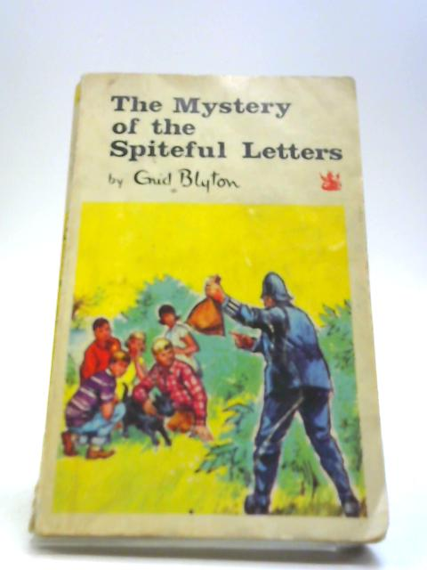 The mystery of the spiteful letters (Dragon books, red dragon series) by Blyton, Enid