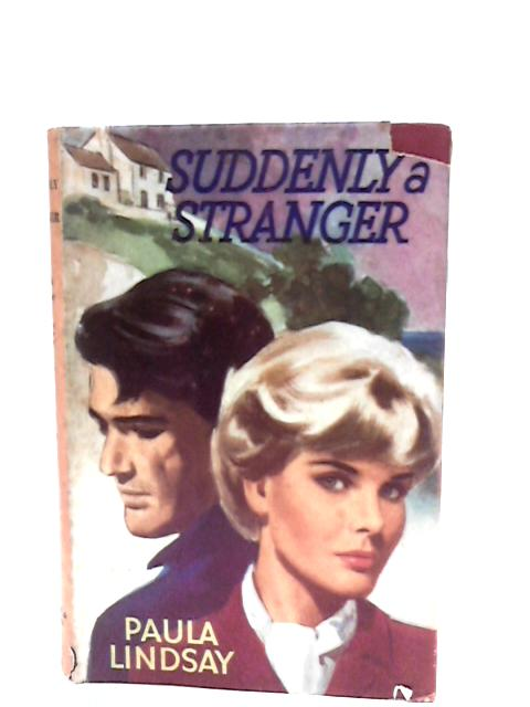 Suddenly a Stranger by Lindsay, Paula