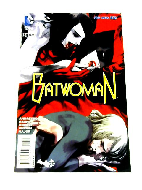 Batwoman: No. 34 By Marc Andreyko