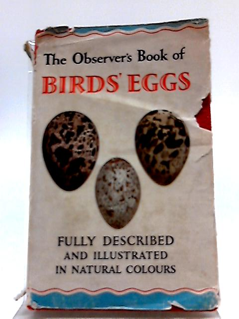 The Observer's Book of Birds Eggs by Evans, G. (edit).