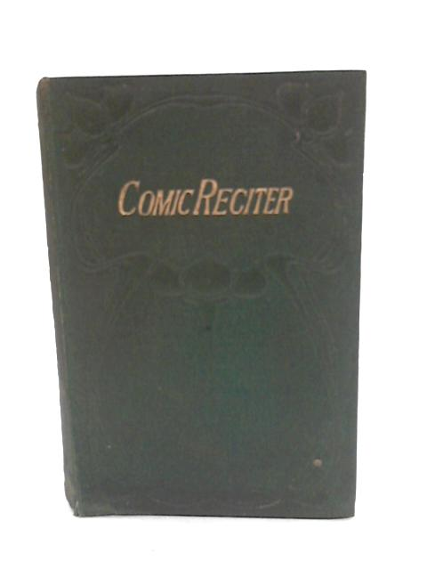 The Popular Comic Reciter By Unknown