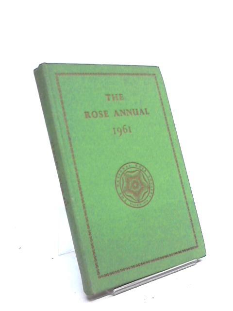 Rose Annual 1961 by Bertram Park