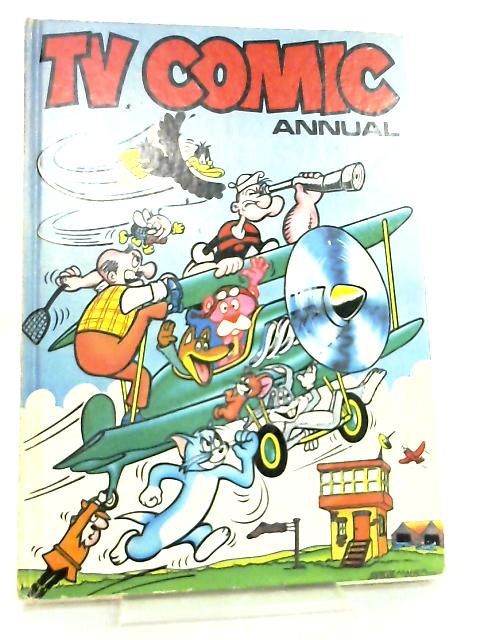 TV Comic Annual 1980 by Anon