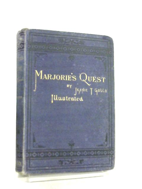 Marjorie's Quest by Jeanie T. Gould