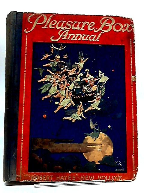 The Pleasure Box Annual by George Goodchild