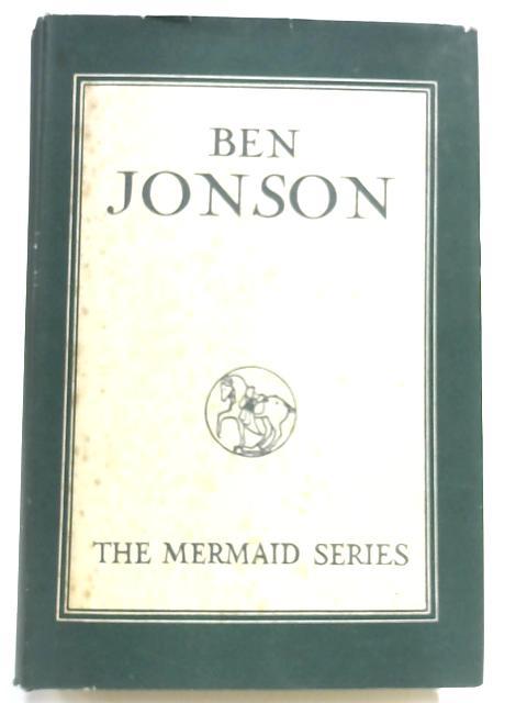 Ben Johnson by Brinsley Nicholson and C.H. Herford