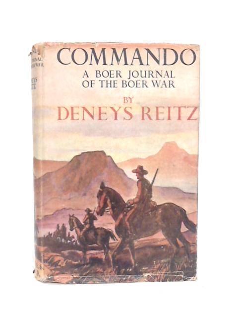 Commando by Reitz, Deneys