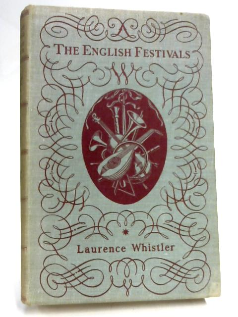 The English Festivals by Laurence Whistler