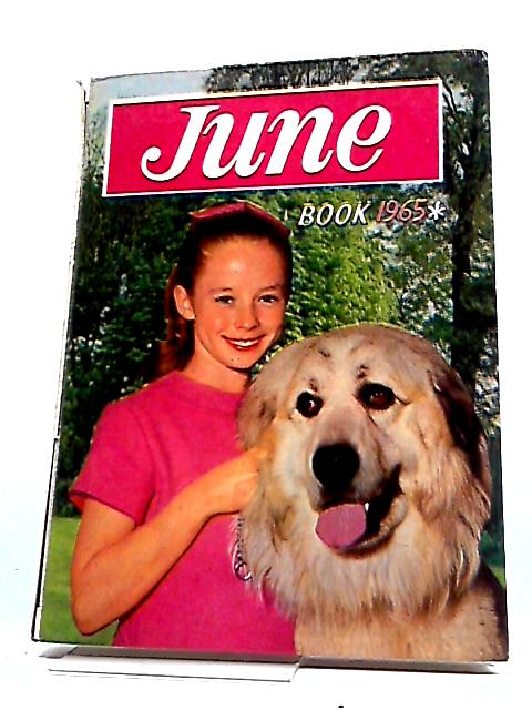 June Book 1965 by Anon