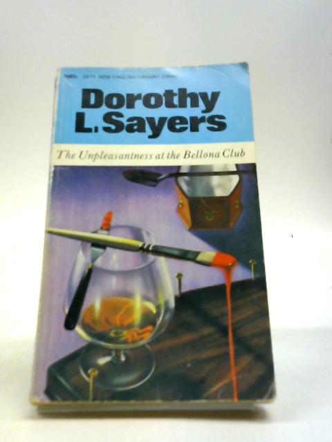 The Unpleasantness At The Bellona Club by Dorothy L. Sayers.