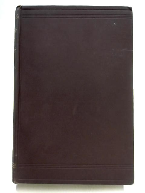 Miscellaneous Essays and Addresses by H. Sidgwick