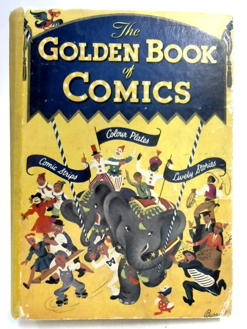The Golden Book of Comics by Various