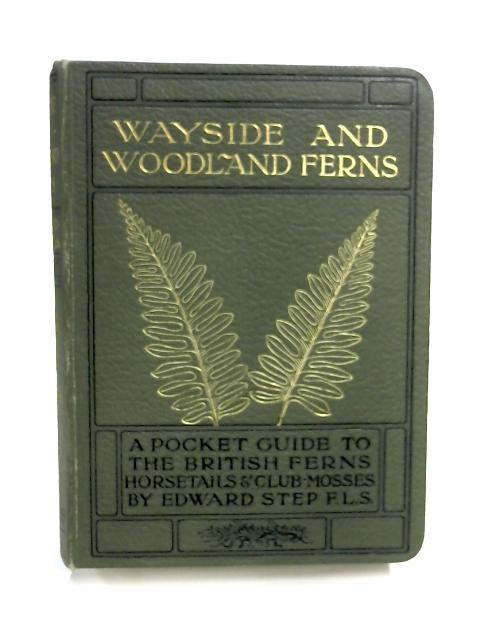 Wayside and Woodland Ferns; a Pocket Guide to the British Ferns, Horsetails and Club-Mosses by Edward Step