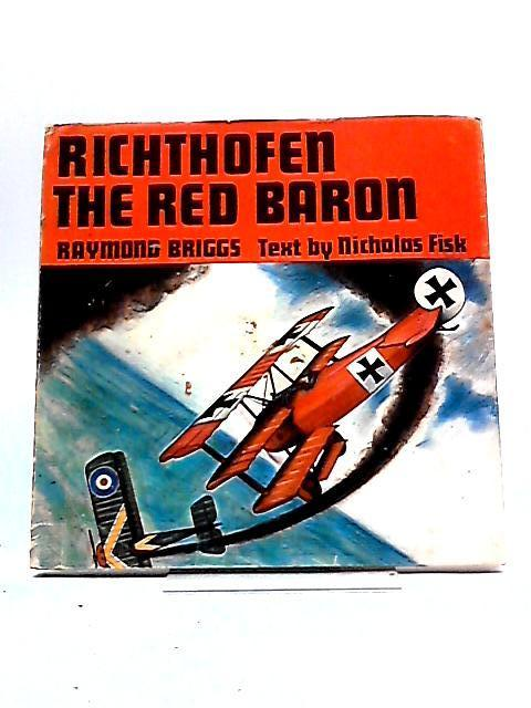 Richthofen the Red Baron by Nicholas Fisk